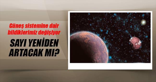 Güneş sisteminde 2 gezegen daha mı?
