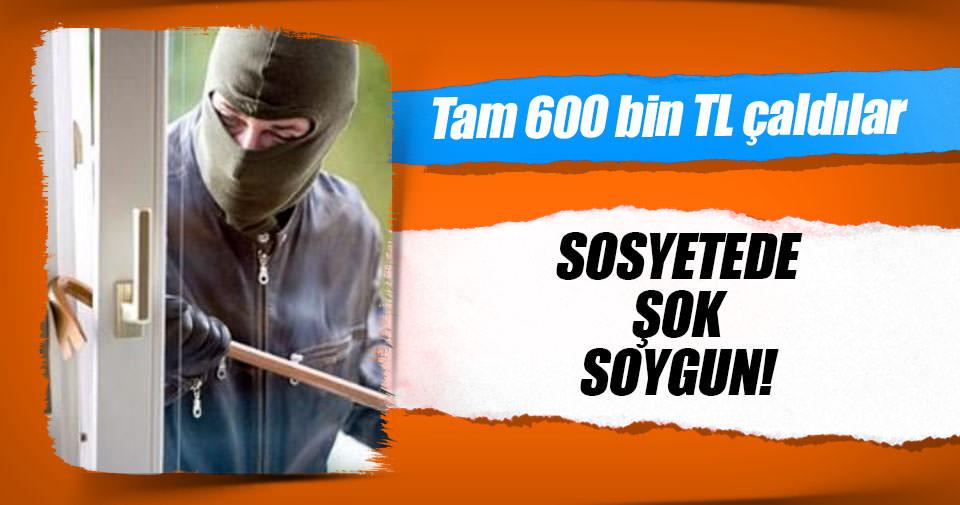 Dina Topbaş'ın 600 bin TL'lik ziynetini çaldılar