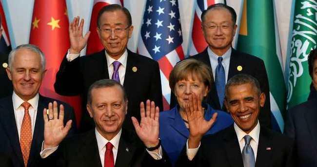 Başkan Obama'dan Antalya'da kaldığı otele teşekkür