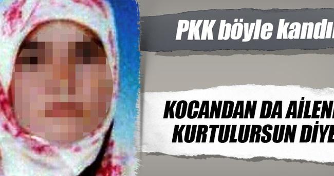 PKK'nın kandırıp Rojava'ya göndermek istediği kadın tutuklandı