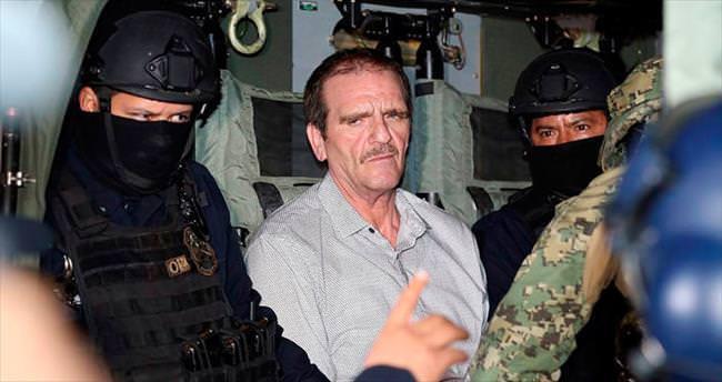 'Bücür'ün ortağı Meksika'ya iade edildi