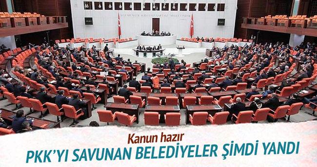 Bakan Özhaseki; 'Teröre karışan belediye başkanlarını görevden alacak kanun hazır geliyor'