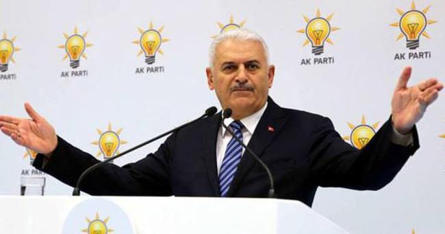Başbakan Yıldırım: Başkanlık yolu 2007'de açıldı