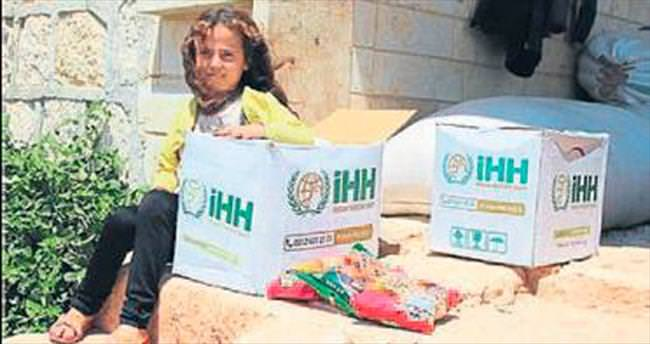 İHH Manisa'dan Diyarbakır'a destek