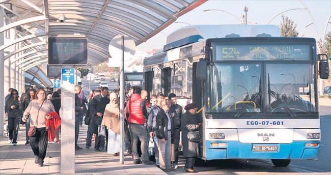 11 Temmuz'da otobüsler görevde