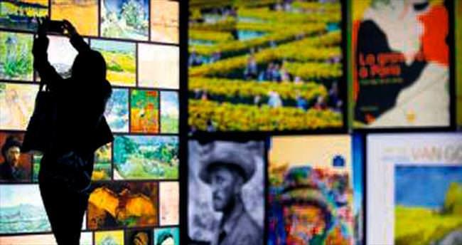 Van Gogh'un yeni eskiz defteri bulundu