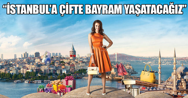 İstanbul Shopping Fest, İstanbul'a çifte bayram yaşatacak