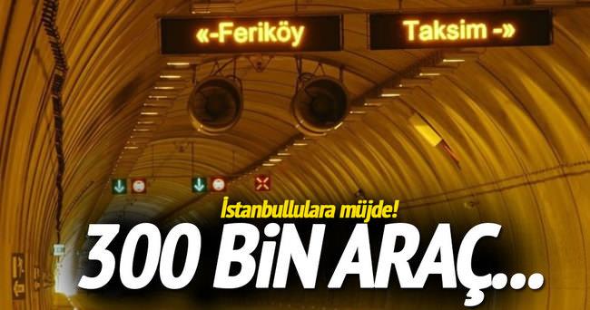İstanbul'da 7 tünele onay!