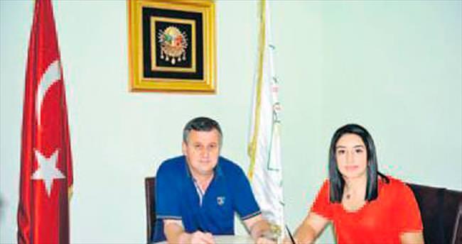 Osmangazispor'da iç transfer başladı