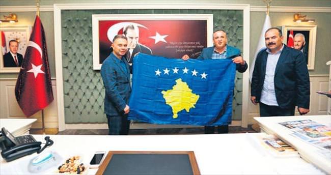 Ertürk'e anlamlı ödül