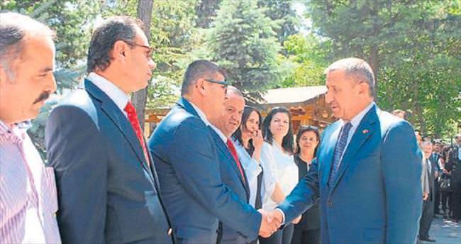 Burdur'da Yılmaz dönemi başladı