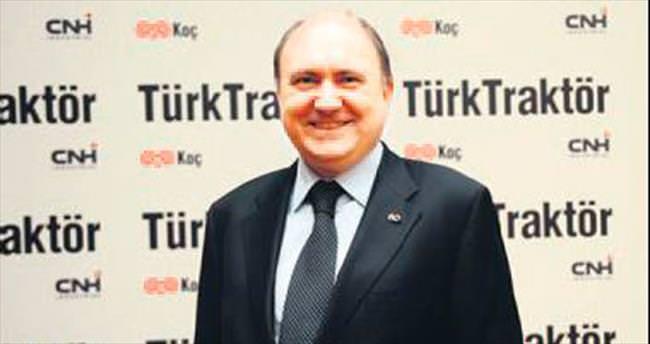 Türk Traktör 400 bininci motoru banttan indirdi