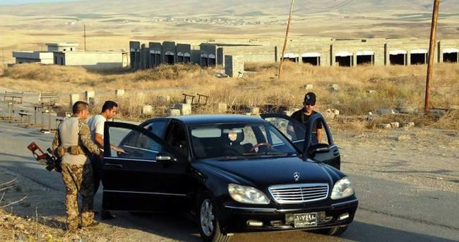Musul'un etrafındaki köyler Peşmerge kontrolüne geçti
