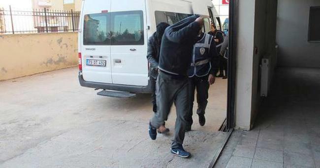 Kilis'te 3 DAEŞ militanı yakalandı