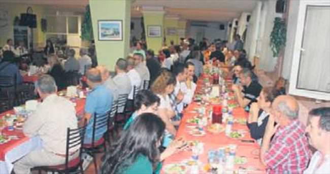 Numune'nin iftar yemeğine büyük ilgi