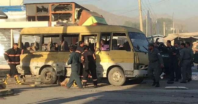 Afganistan'da Nepallılara intihar saldırısı: 14 ölü