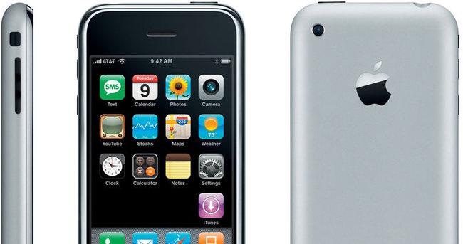 İlk iPhone, Apple'a ait değilmiş!