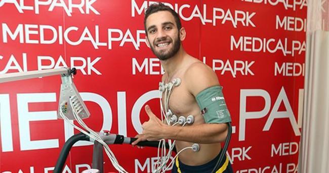 Fenerbahçe'de sağlık kontrolleri başladı