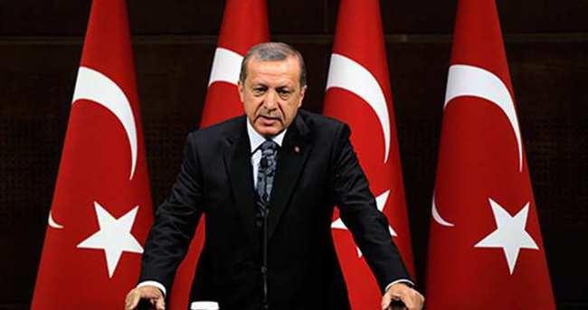 Cumhurbaşkanı Erdoğan'dan bisiklet hediyesi