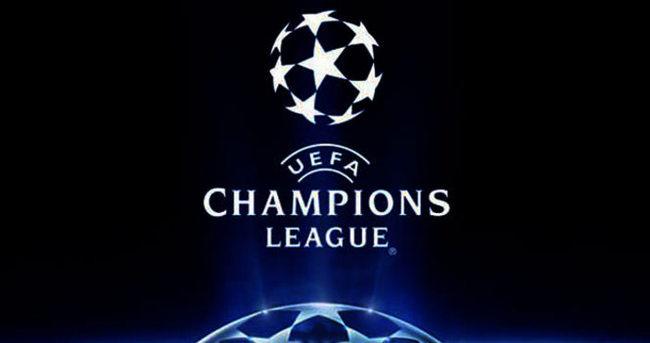 Şampiyonlar Ligi'nde ilk tur kuraları çekildi