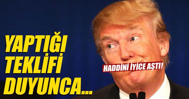 Trump'tan skandal çağrı!