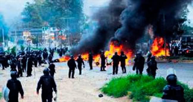 Göstericilere ateş açtılar: 6 ölü