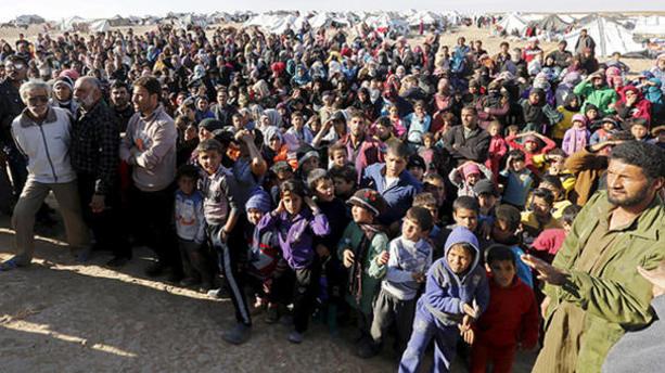 Ürdün-Suriye sınırında patlama