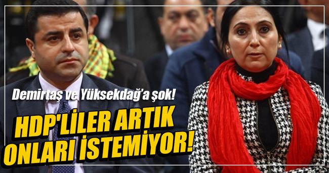 HDP'lilerin yüzde 61'i yeni parti istiyor
