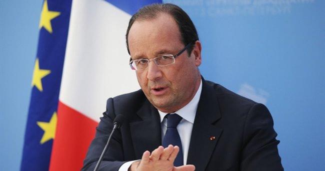Fransa Cumhurbaşkanı Hollande: İngiltere AB'de kalmalı