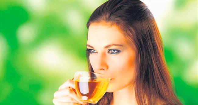 İftarda nane ve zencefilli sahurda tarçınlı çay için