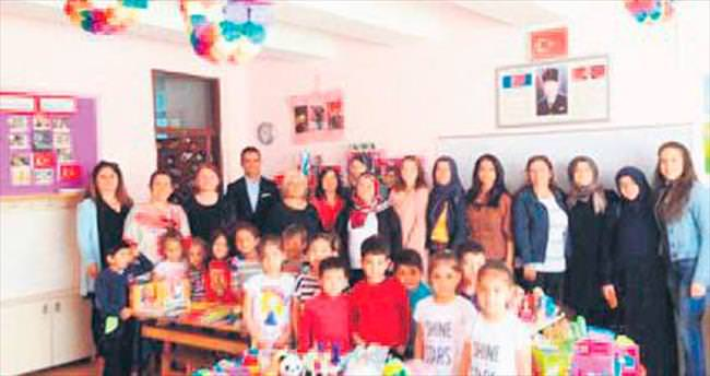 KYK öğrencileri kütüphane açtı