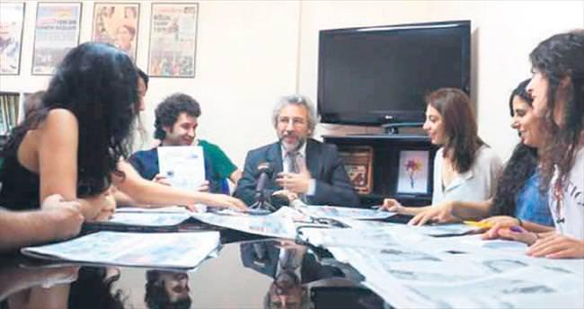 Dündar'dan Apo fotoğraflı toplantı