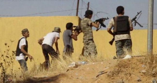 Libya'da cephanelikte patlama: En az 28 ölü