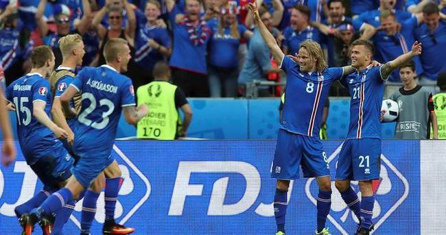 İzlanda tarih yazdı
