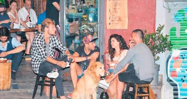 Topuz'un sokak sohbeti