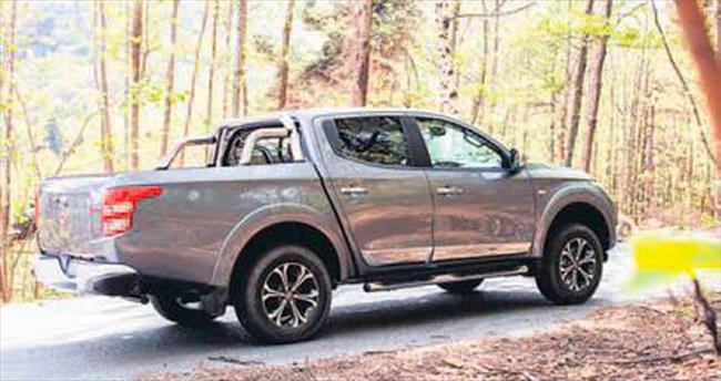 Fiat Fullback Türkiye'de