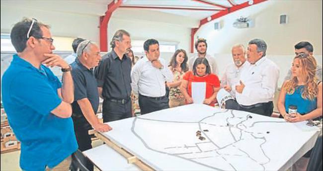 Akıllı köye Yaşar'dan dev destek
