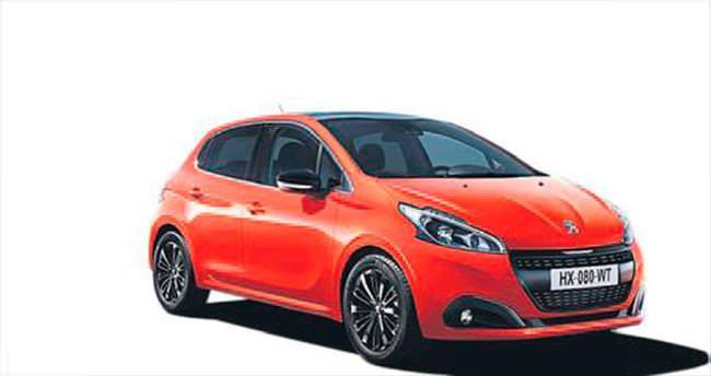 Peugeot'dan ayda 545 TL taksit imkanı