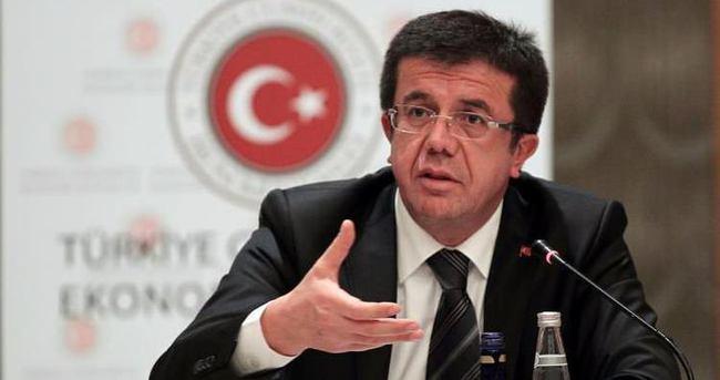 Bakan Zeybekci'den Eximbank açıklaması