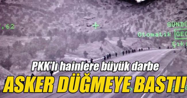 Diyarbakır'da operasyon için düğmeye basıldı