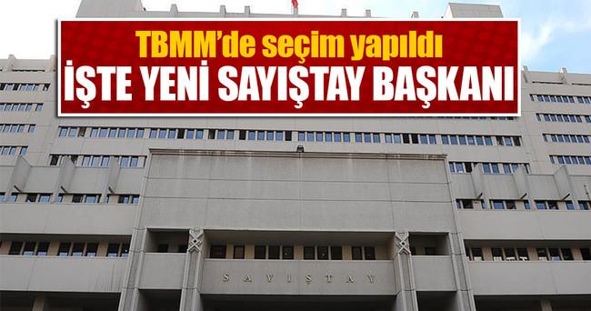 Sayıştay Başkanlığına Seyit Ahmet Baş seçildi