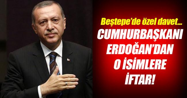 Cumhurbaşkanı Erdoğan, kanaat önderlerini ağırlayacak!