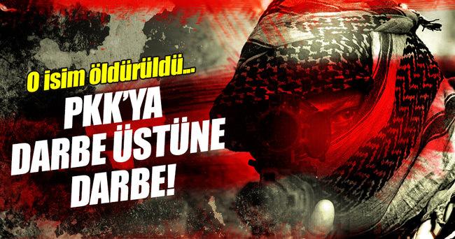 Elazığ'da PKK'ya ağır darbe!