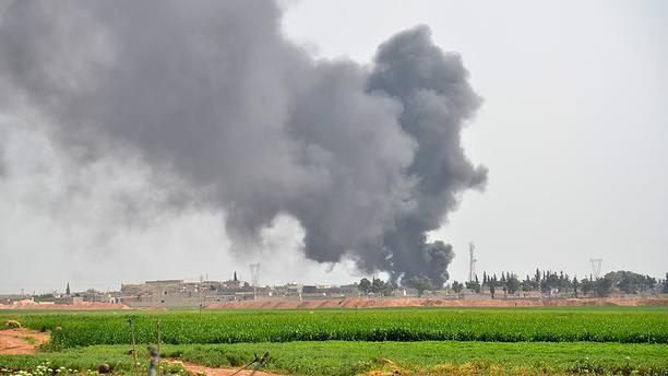 DAEŞ'ten muhalif birliklere saldırı!