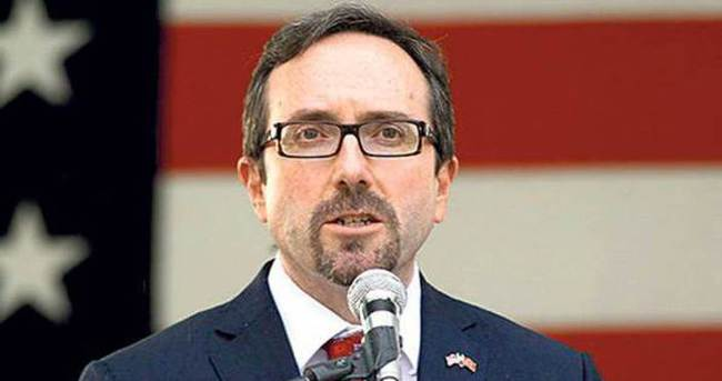 ABD Ankara Büyükelçisi'nden PYD açıklaması: Terörist değiller