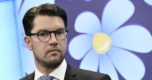 İsveç ırkçı part lideri : Umarım Brexit domino etkisi yaratır