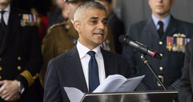 Londra Belediye Başkanı'ndan ilk açıklama