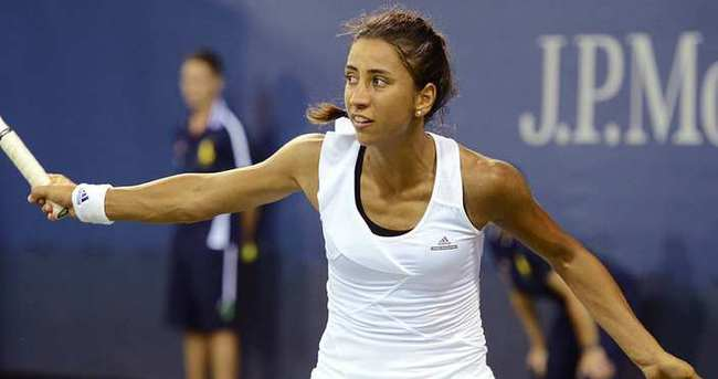 Wimbledon'da Çağla'nın rakibi Fransız Garcia