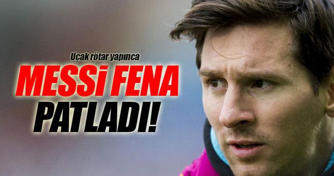 Messi'den federasyona sert tepki!