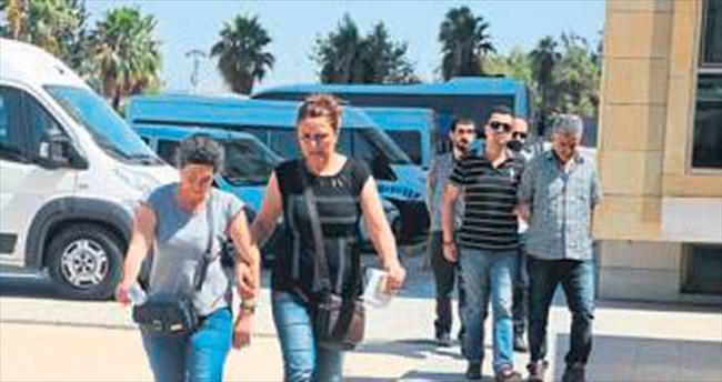 Antalya'da PKK operasyonu